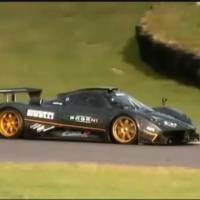 Pagani Zonda R Test Drive Video