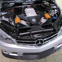 RENNtech C74 Konzept Mercedes C63 AMG