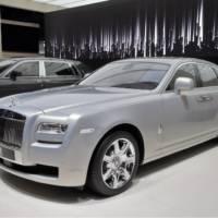 Rolls Royce Bespoke models