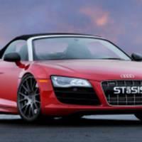 STaSIS Audi R8 V10 Spyder