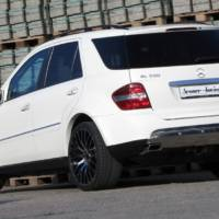 Senner Mercedes ML 500 4Matic