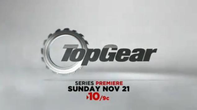 Top Gear USA Season 1 promo video