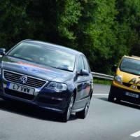 VW Passat BlueMotion: 1531 miles on one tank