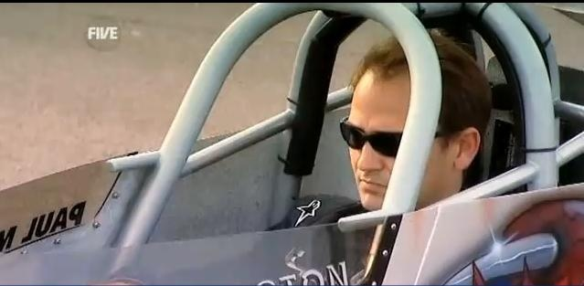 Video: Ben Collins in Dragster Ride on FifthGear