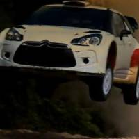 Video: Citroen DS3 WRC