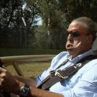 Video: Jeremy Clarkson in the Italian Job