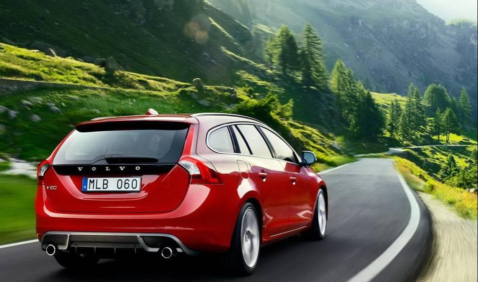 Volvo V60 price