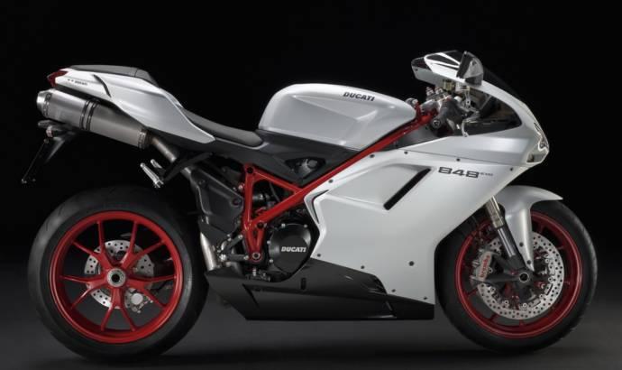 2011 Ducati 1198 SP