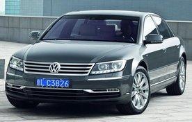2011 Volkswagen Phaeton price