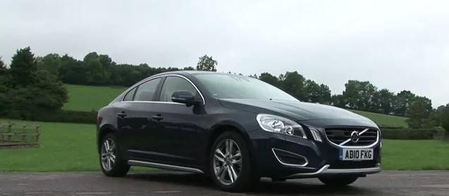 2011 Volvo S60 test drive