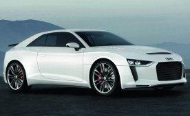 Audi Quattro into production