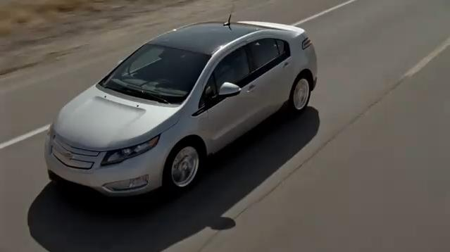 Chevrolet Volt commercial video