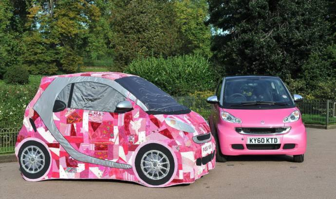 Smart Fortwo Pink Passion