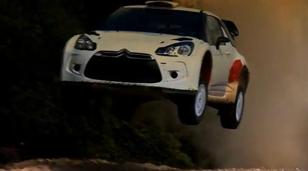 Video: Citroen DS3 WRC