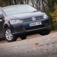 2010 Volkswagen Sharan review video