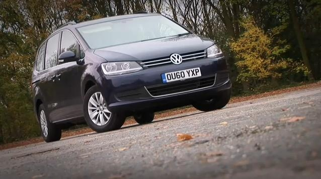 2010 Volkswagen Sharan review video