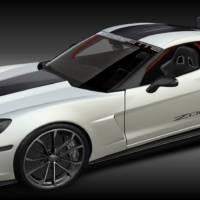 2011 Chevrolet Corvette Z06X Track Car