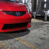2011 Honda Fit Sport