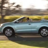 2011 Nissan Murano CrossCabriolet price