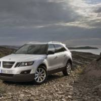 2011 Saab 9-4X officially unveiled
