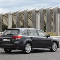 2011 Subaru Legacy Sports Tourer price