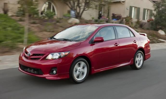 2011 Toyota Corolla unveiled