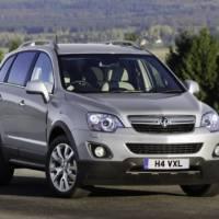 2011 Vauxhall Antara