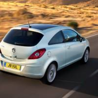 2011 Vauxhall Corsa facelift