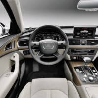 2012 Audi A6 photos