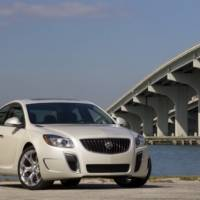 2012 Buick Regal GS revealed