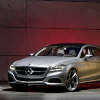 2012 Mercedes CLS Shooting Brake info