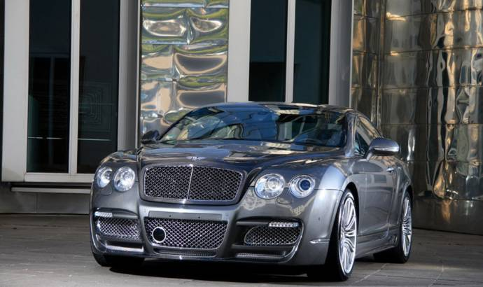 Anderson Germany Bentley Continental GT Speed