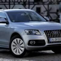 Audi Q5 hybrid quattro video
