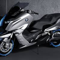 BMW Concept C Scooter