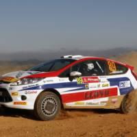 Ford Fiesta R2 Rally Kit
