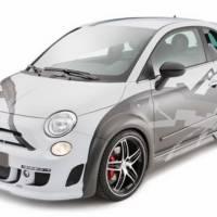H&R HAMANN Fiat 500