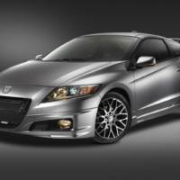 Honda CR-Z Hybrid at SEMA 2010