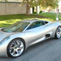 Jaguar C-X75 review video