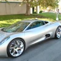 Jaguar C-X75 review video
