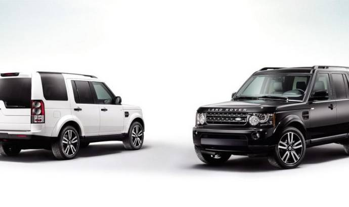 Land Rover Discovery 4 Landmark