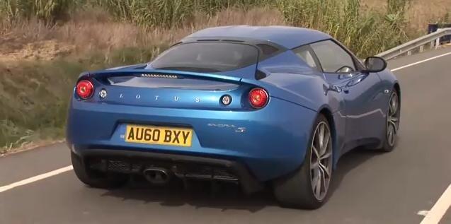 Lotus Evora S review video