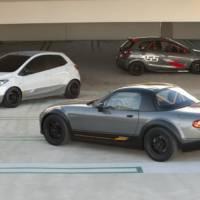 Mazda at 2010 SEMA Show