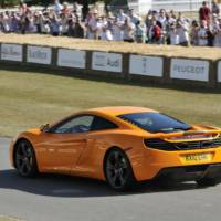 McLaren MP4-12C UK price
