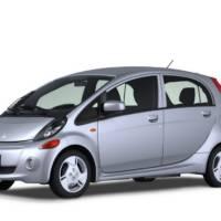 Mitsubishi i-MiEV US spec