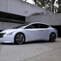 Nissan Ellure Concept unveiled