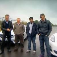 Porsche Panamera Turbo vs Mercedes CL63 AMG video