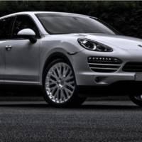 Project Kahn 2011 Porsche Cayenne