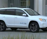 Toyota RAV4 EV video