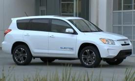 Toyota RAV4 EV video