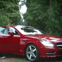 Video: 2011 Mercedes CLS review